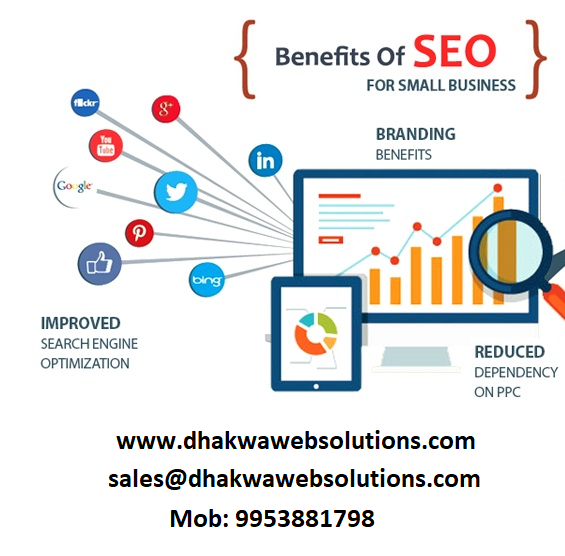beneftis of seo services